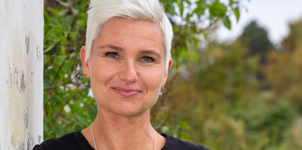 Jette Rysgaard er life coach for Magasinet MIDT I