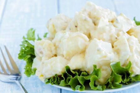 aioli kartoffelsalat