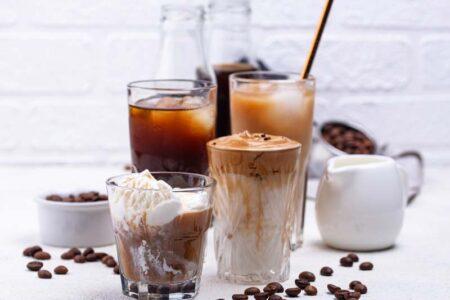 Kaffe specialiteter