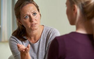 Kvinde siger nej til datter